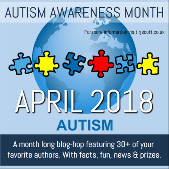 Autism Awareness Blog Hop & Giveaway