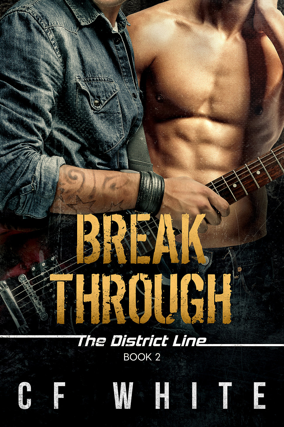 Break Through (The District Line #2) Cover Reveal & Exclusive Excerpt