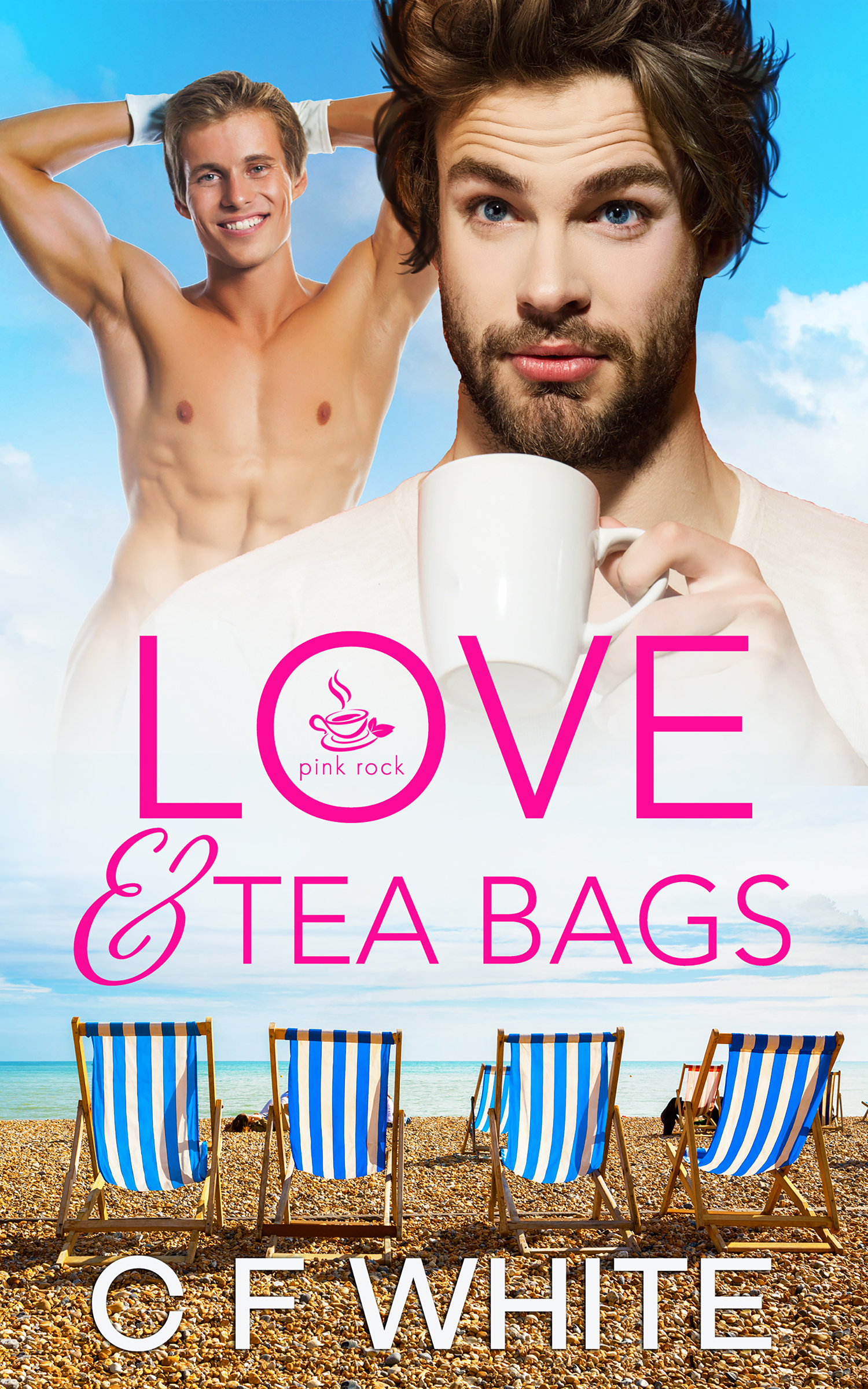 Love & Tea Bag Cover