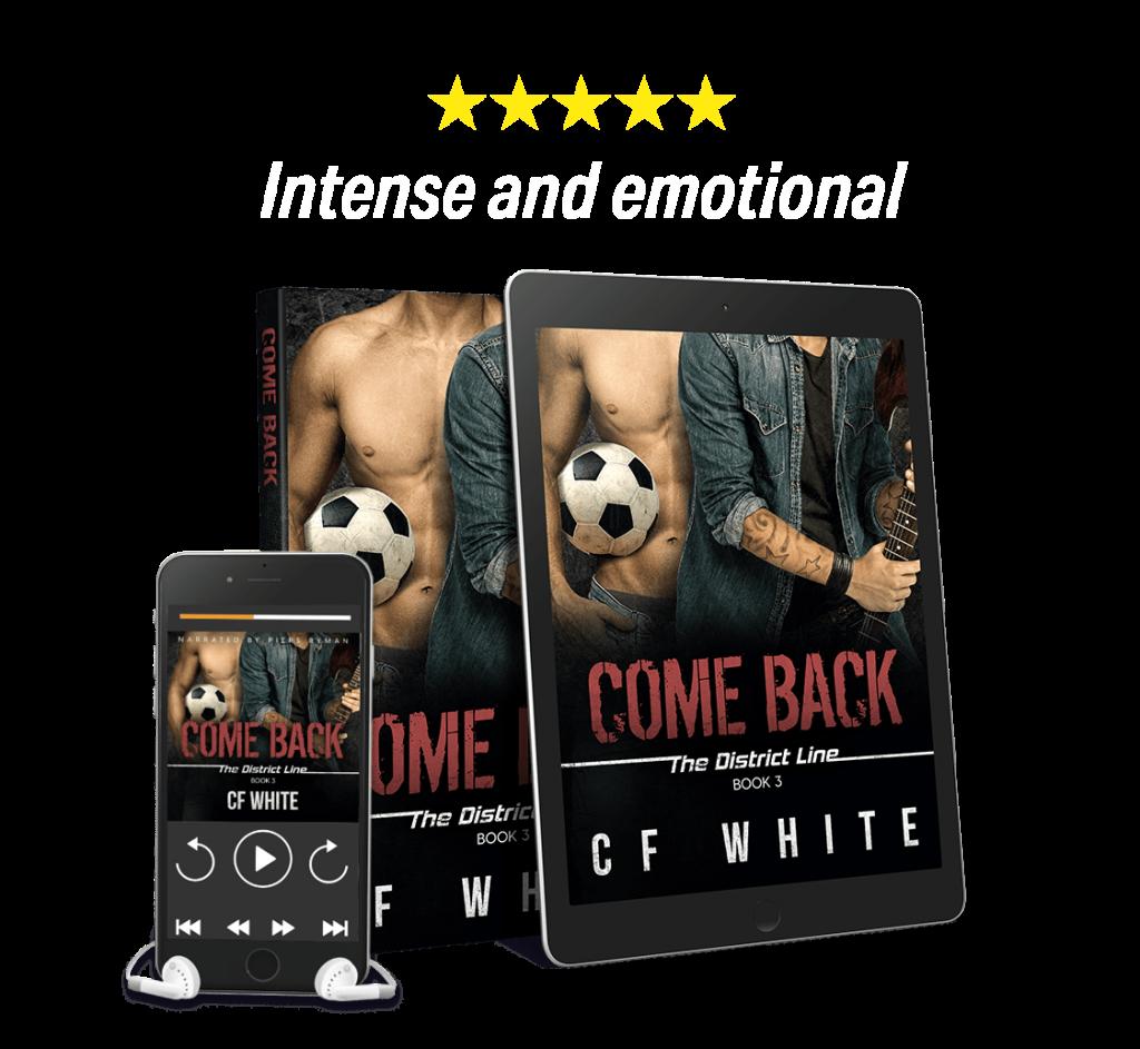Come Back Audio Book