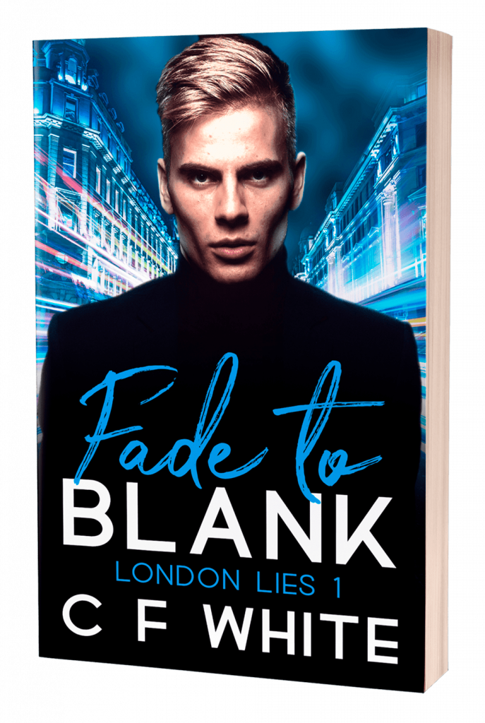Fade to Blank book cover
