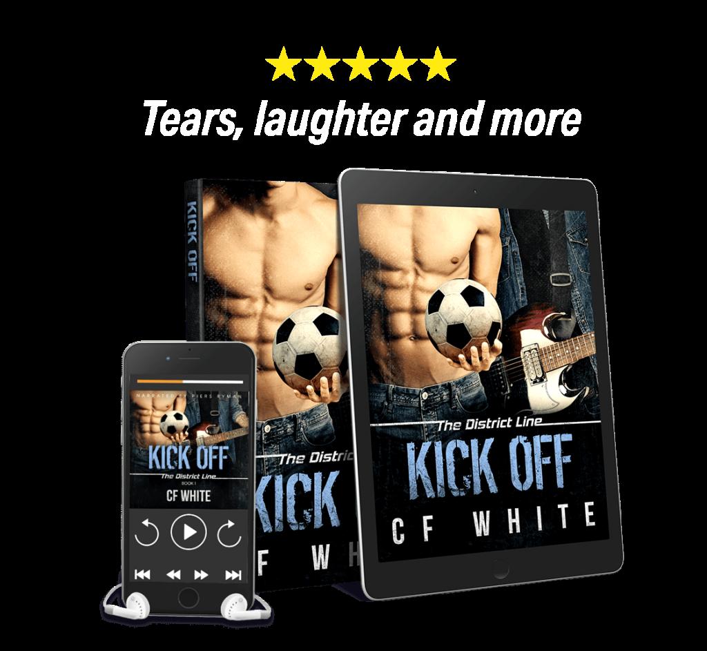 Kick Off Audio Book